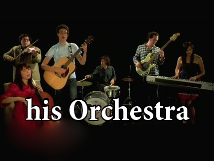 His Orchestra